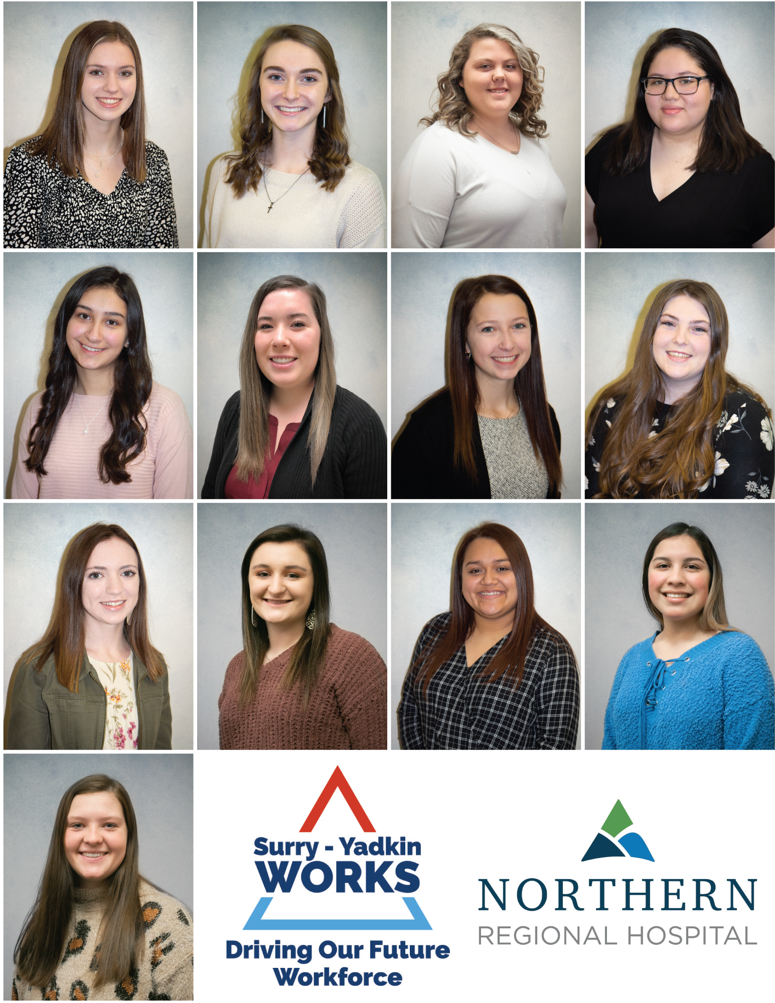 Surry-Yadkin Works Interns at Northern