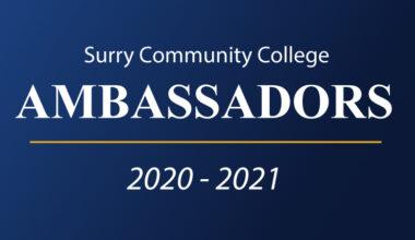 SCC Ambassadors 2020-2021