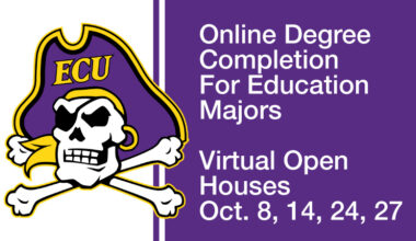 ECU Online Degree Completion STREAM