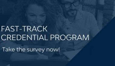 Fast Track Credential Program
