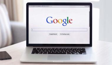 Google Search Webpage