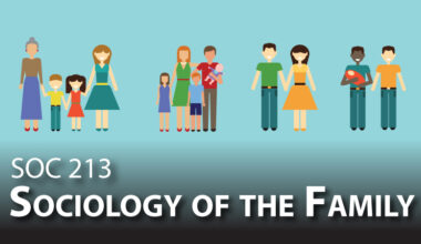 SOC 231-Sociology of the Family