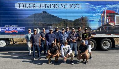 Truck driver grad May web