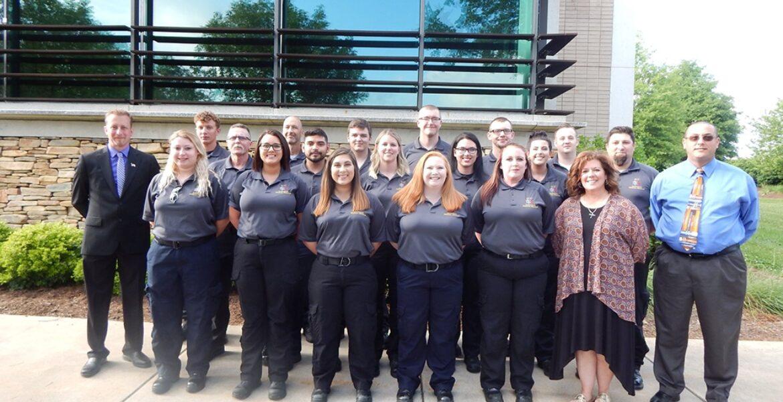 2019 Paramedic Class Grad WEB