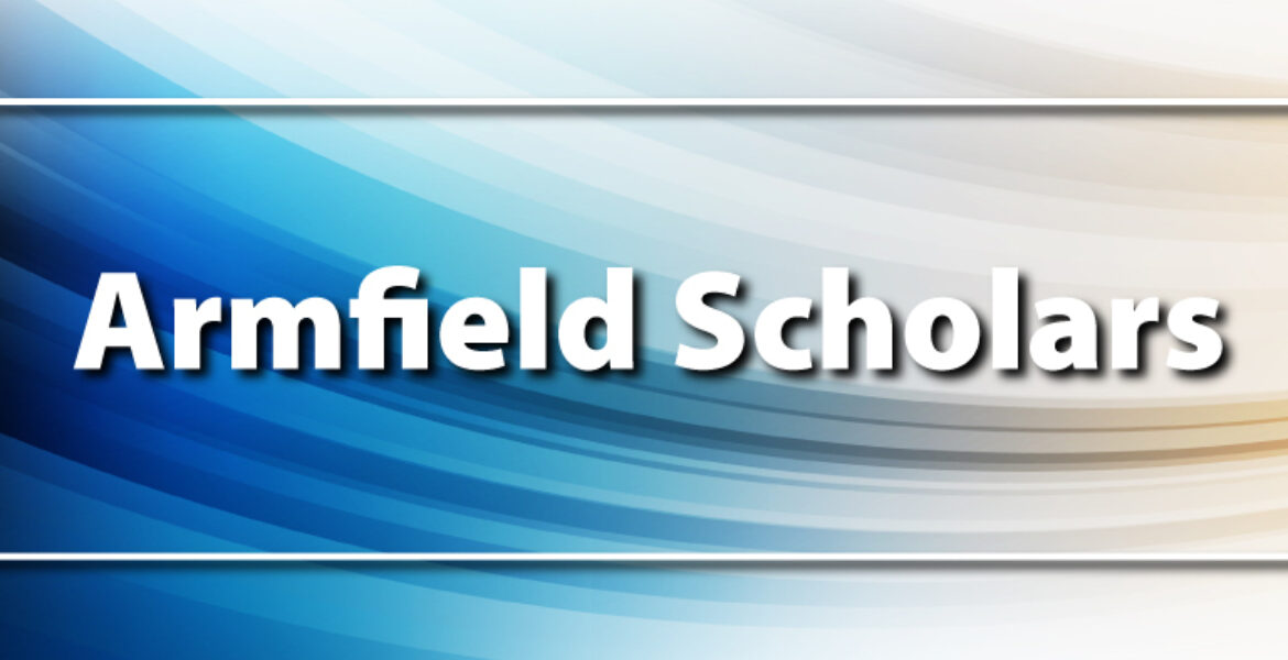 ARMFIELD SCHOLARSHIP STREAM