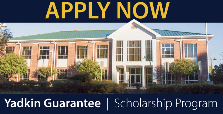 Yadkin Guarantee Scholarship Program