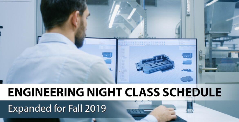 Engineering Night Classes STREAM