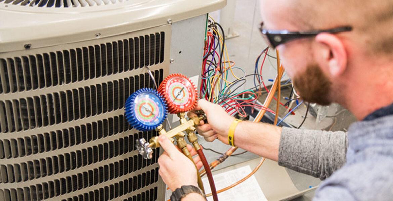 HVAC Tech Asst FT Banner