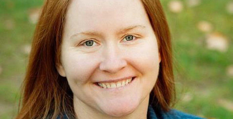 Jennifer Woodley, outside