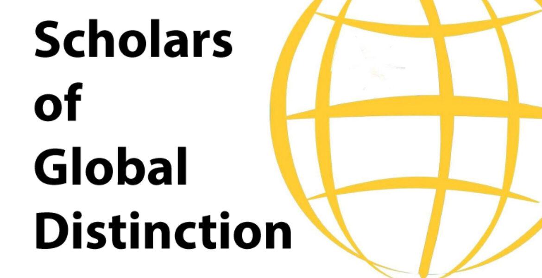 Scholars of Global Distinction