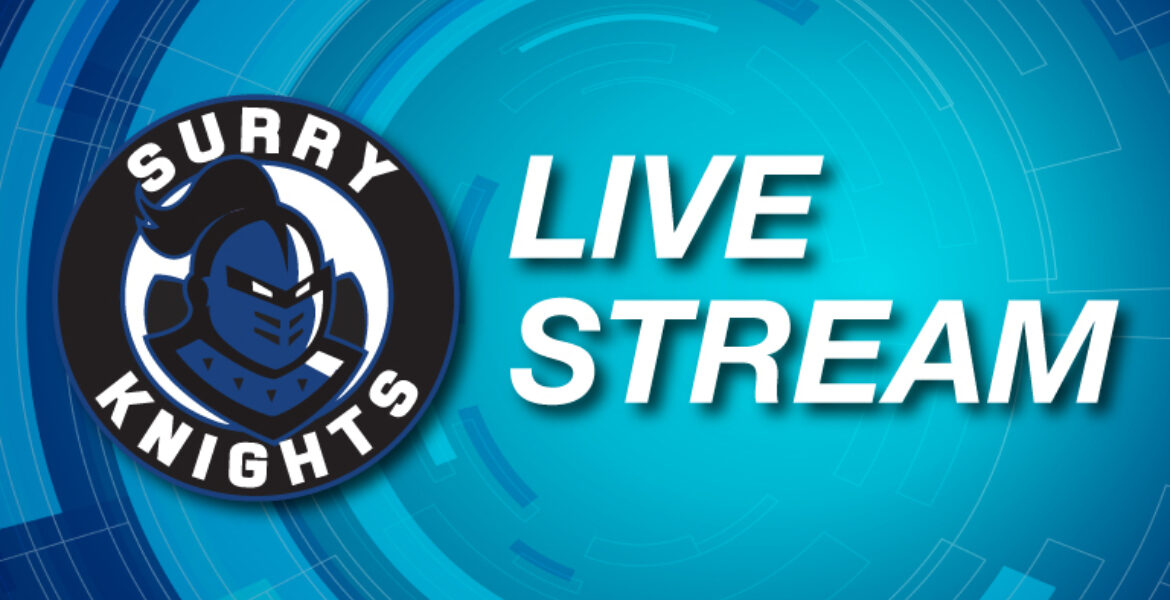 Sports Live STREAM with Surry Knights logo