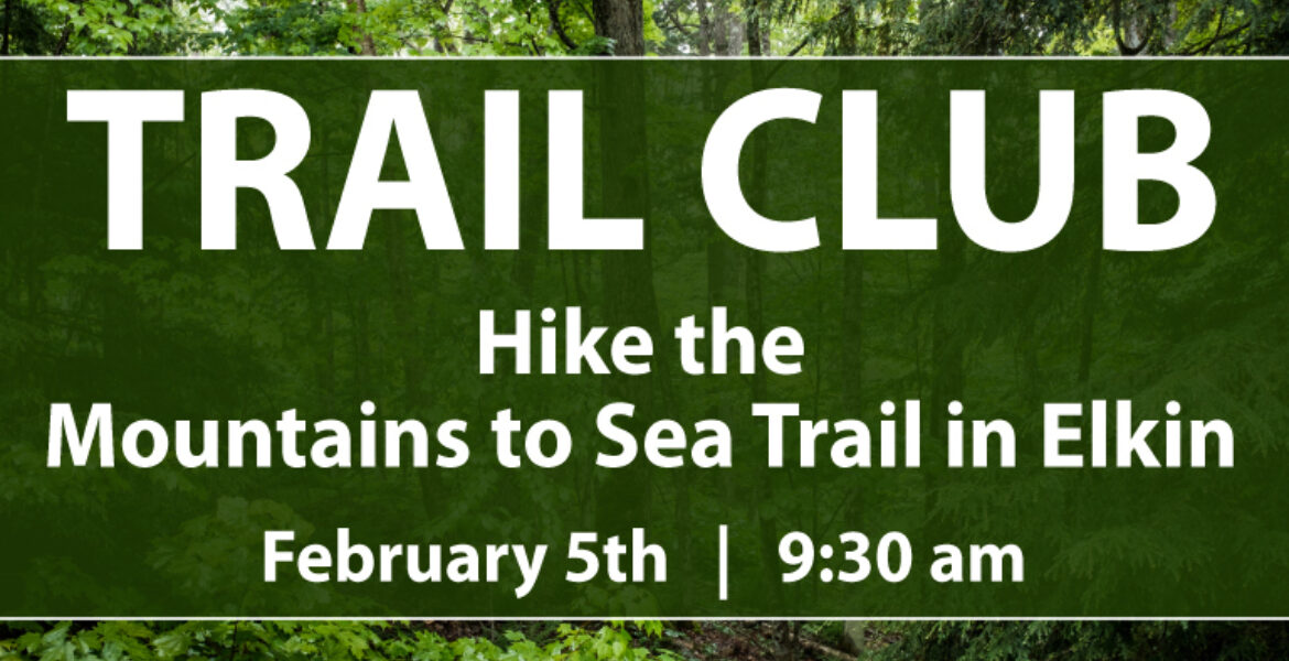 Trail Club hike at Stone Mountain State Park November 6th at 9:30 am