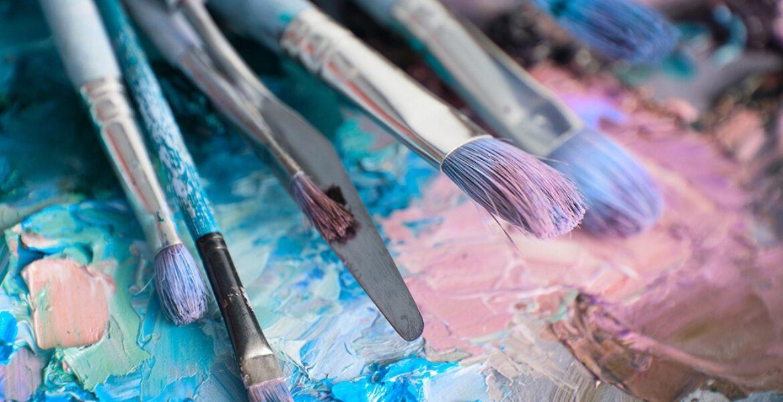 Paint brushes WEB
