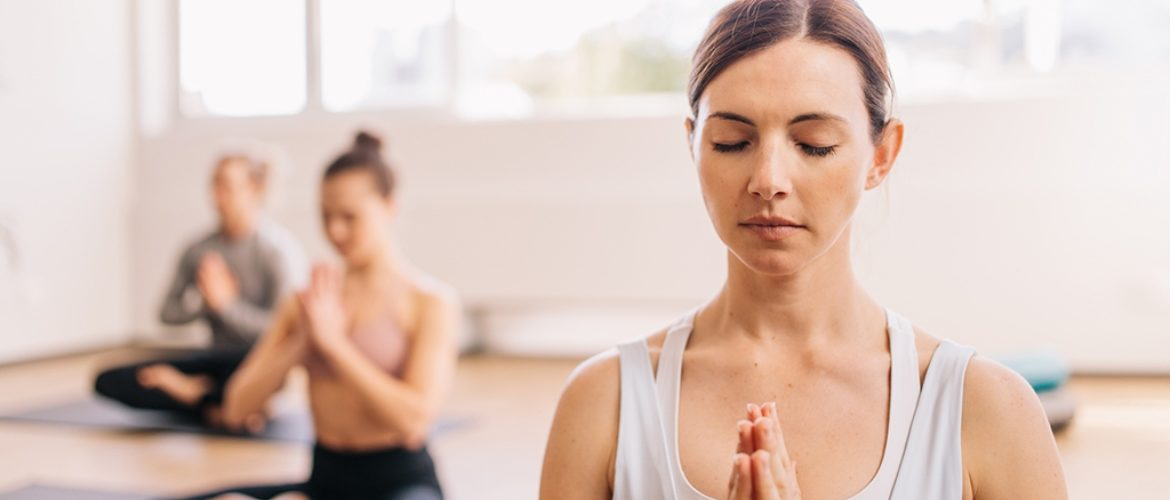 Yoga Classes Starting in August at Surry CC